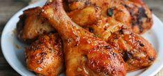 Receita de coxa de frango assada