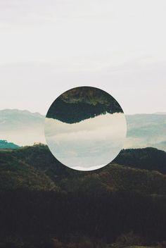 Circle Art Print by Adrian Lungu Photomontage, Minimalism Living, Image Deco, Photo Images, Circle Art, Grafik Design, Graphic Design Inspiration, Aesthetic Wallpapers, Collage Art