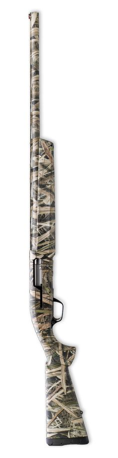Browning Maxus - Mossy Oak Shadow Grass Blades Dura-Touch camo finish, aluminum alloy receiver, Lightning Trigger, Speed Lock Forearm, Power Drive Gas System, autoloader waterfowl shotgun