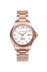 Reloj Viceroy Penélope Cruz, es distinto, te atrapa, te hace más elegante, te hace estar a la última, un toque de glamour con los diamantes en su esfera, acabados de primera. www.relojes-especiales.net #cobre #diamantes #zafiro
