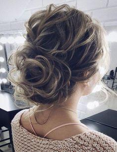 Trendy Wedding Hairstyles : Featured Hairstyle: Lena Bogucharskaya; www.instagram.com/lenabogucharskaya; Wedding hairstyle idea. - #WeddingHairstyles