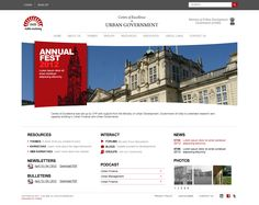 Indian Institute of Management Bangalore (Alumni) Web UI Design by Fomaxtech creative team
