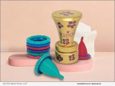 Menstrual Cup, Menstrual Cycle, Product Development Process, Medical News, Pms, Pain Relief, Projects, Log Projects, Blue Prints