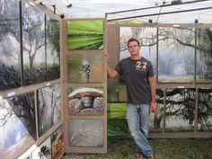 St Armands Circle Art Festival #propanels