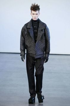 Alibellus+ Fall Winter Menswear 2013 Paris