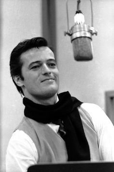 Robert Goulet - Under musical director Larry White. Aside from live shows, once I was asked to come to his house to accompany him on piano. That was cool!