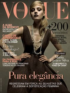 Vogue Portugal #84: Outubro de 2009