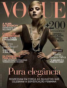 Vogue Portugal #84: Outubro de 2009