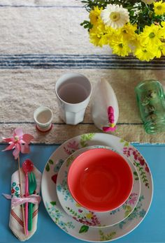tavola Pasqua verticale