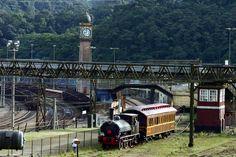 vila inglesa a 44 km de São Paulo? Paranapiacaba é uma vila histórica que pertence à Santo André Foto: Lilian Wutzke