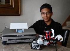 Teen Lands Venture Capital For Accessibility Device - Disability Scoop