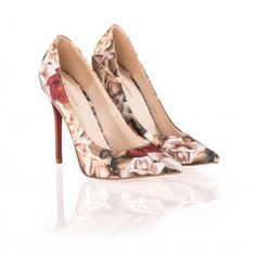 Rose Art Stilettos