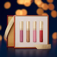 These are so pretty! Limited edition NEW colors! Give the gift of SAFER beautiful products this holiday season! This is the best stocking stuffer around! Perfect gift for wife, girlfriend, babysitter, teacher! Search terms: Beautycounter award winning best seller top rated skin care no harmful chemicals healthy cosmetics makeup paraben free natural green organic no bad ingredients to avoid skin treatment toxin free low toxicity not tested on animals sensitive skin safe cosmetic brand clean