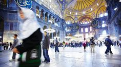 BBC Turkey photo gallery: where Europe meets Asia