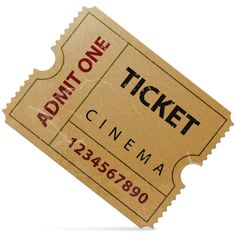 How to Illustrate an Old Cinema Ticket - Illustrator Tutorials - Vectorboom