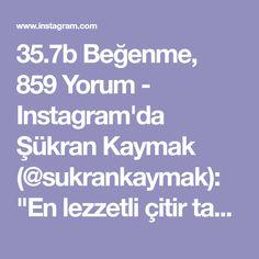 """35.7b Beğenme, 859 Yorum - Instagram'da Şükran Kaymak (@sukrankaymak): """"En lezzetli çitir tavuk tarifi😍üstelik midye tava ve kalamar sosu gibi hazırladığım için yalancı…"""" Honey Dessert, Iftar, Turkish Recipes, Food Design, Tiramisu, Food And Drink, Photo And Video, Dinner, Instagram"""