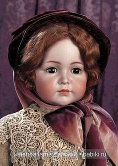 Немецкие братья Хойбах. Антикварные куклы Heubach