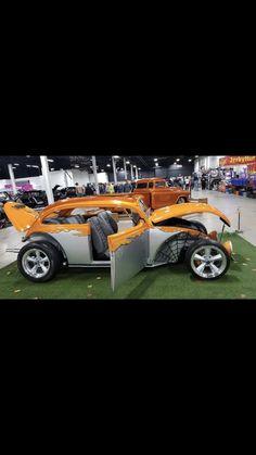 Custom Vw Bug, Vw Beetles, Volkswagen, Beetle Car, Beetle, Art, Volkswagen Beetles, Vw Bugs, Bubbles