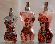 Jean Paul Gautier ... le vrai parfum!