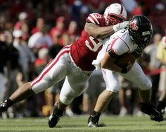 suh. one of the best players to go through the husker football program, but he was not one to boast, he is a role model on and off the field.