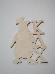 """Kappa Delta Chi Graduating Penguin $19.99  Who's gonna buy & paint/decorate for me?!?!?! I want it to say """"Dra. Pinguina"""" or """"Dr. Beta Beauty"""" or """"Dr. BetaCely"""" lolz...you have til May ;)"""