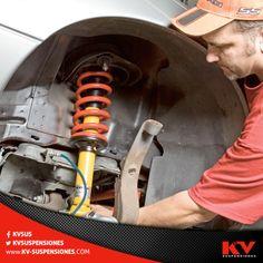 Koni cuenta con más de 150 años de experiencia en el área de amortiguadores y con aplicaciones para una amplia variedad de vehículos.