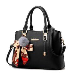 2018 Womens Purses and Handbags Shoulder Bag Large Tote Bag Top Handle Satchel (Black) Satchel Handbags, Purses And Handbags, Leather Handbags, Cheap Handbags, Luxury Handbags, Popular Handbags, Cheap Purses, Chanel Handbags, Handbags Online