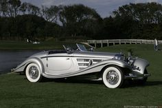 SUPERCARS.NET - Image Gallery for 1935 Mercedes-Benz 540 K Spezial-Roadster