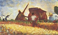 Les Terrassiers (1883), Washington, National Gallery of Art.
