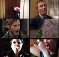 OUAT Bloopers