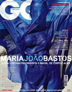 COVER  GQ (Portugal)  Highlight Description GQ (Portugal)