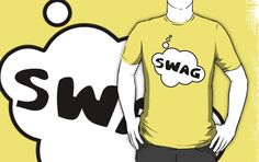 SWAG T-shirt by Bubble-Tees.com by Bubble-Tees