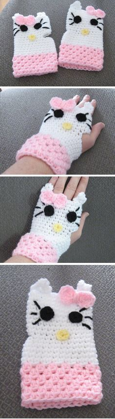 Hello Kitty Wristlets - *Inspiration*