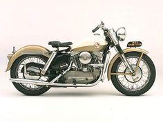 1957 Sportster