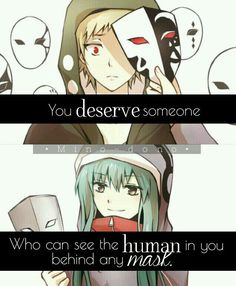 Mekakucity Actors || Anime Quote
