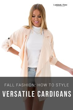 Style Tips // When it comes to styling these ultimate layering pieces, you'll be surprised at the number of ways you can  wear them this fall.