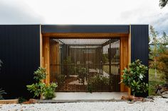 Five Yards House by Adam Gibson | Yellowtrace