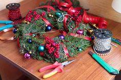 5 DIY Ideas for Christmas cheer on your doorstep