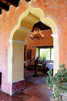 Antigua Guatemala door
