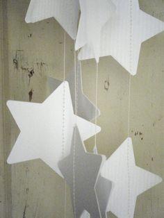 White Stars  Paper