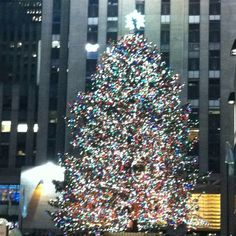 Christmas in NYC - Rockefeller Center