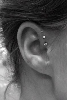 Did this today but just a double helix. Not a triple.