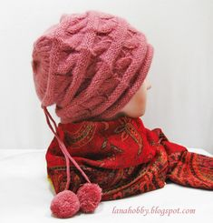 beanie pattern, beanie slouchy pattern, knit hat pattern,  knitting pattern beanie,  knitting pattern slouchy,