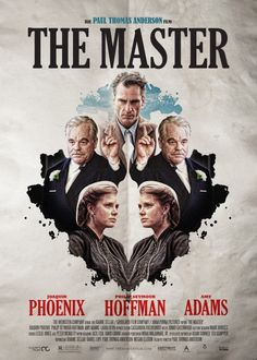 The Master (2012)  ~1eyeJACK~