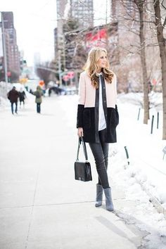Emily Jackson blogs at The Ivory Lane... - Street Fashion