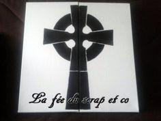 diptyque croix celtique