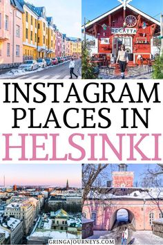 Solve Your Travel Woes With These Great Trips Cool Places To Visit, Places To Travel, Travel Destinations, Finland Destinations, Europe Travel Guide, Travel Guides, Travel Packing, Italy Travel, Finland Travel