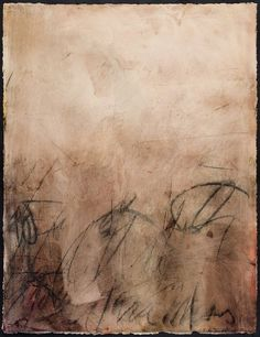 killthecurator:Cy Twombly