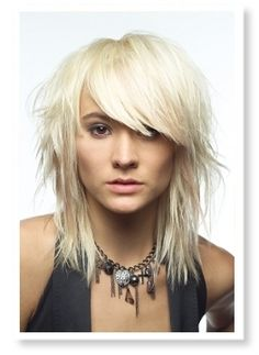 razor cut hairstyles for women Out Razor Cut Hairstyle hair razor ...