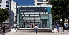metrô da general osório rj - Pesquisa Google